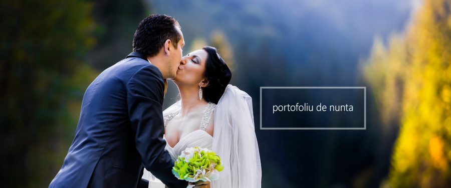 Portofoliu foto ~ nunta