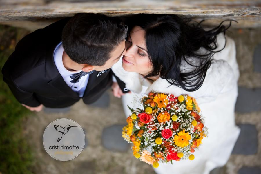 Iulia si Alexander foto nunta
