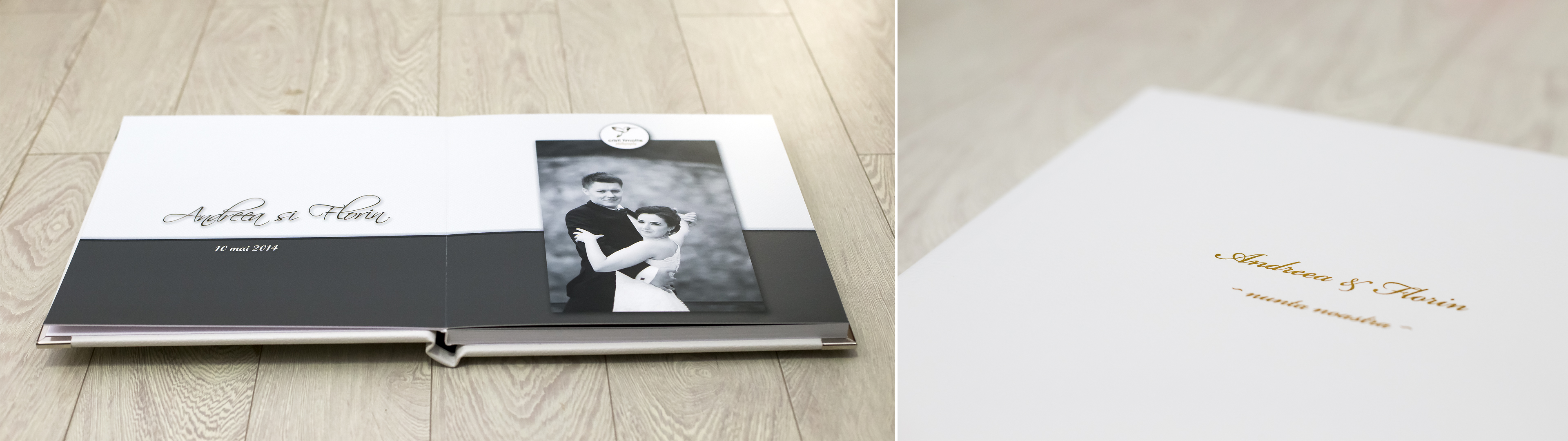 album fotocarte Andreea si Florin Soveja - 10.05.2014