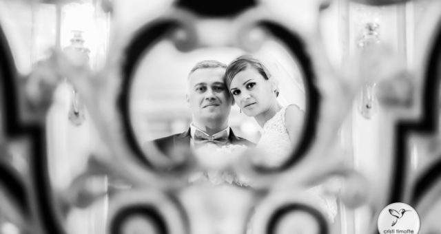 Oana si Catalin ~ fotografii de la nunta