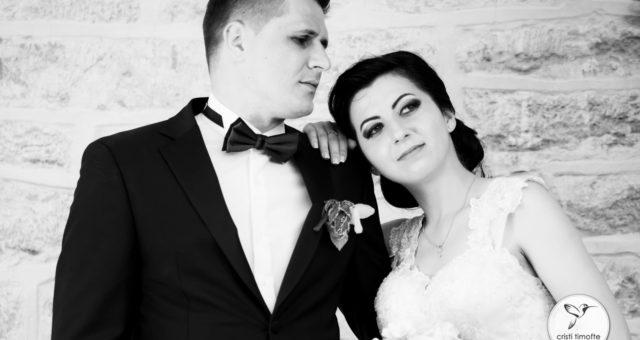 Erika si Eduard fotografii de la nunta