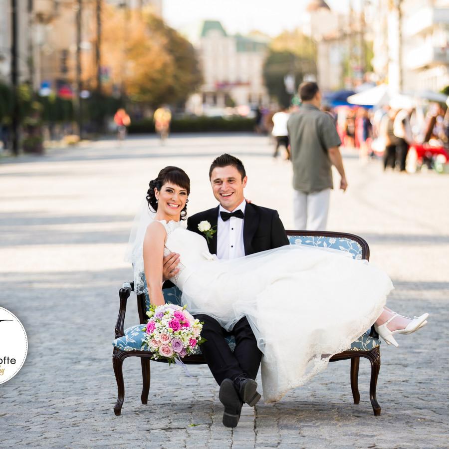 Alina si Alexandru – fotografii de la nunta