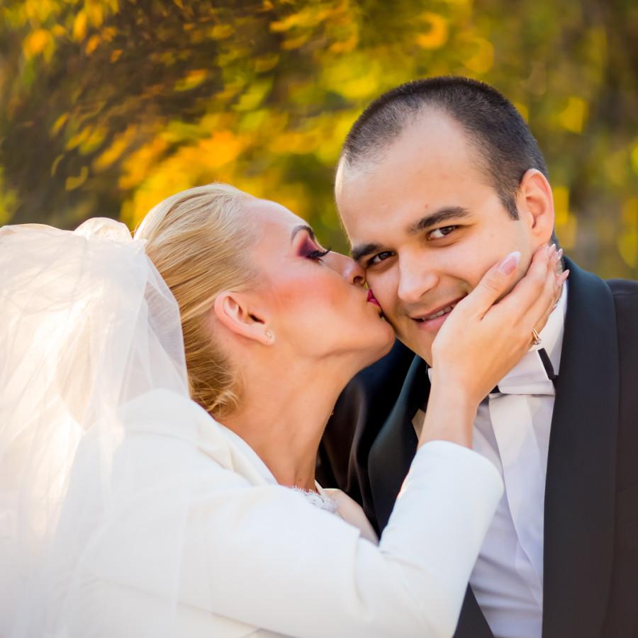 Anca si Mihai foto nunta