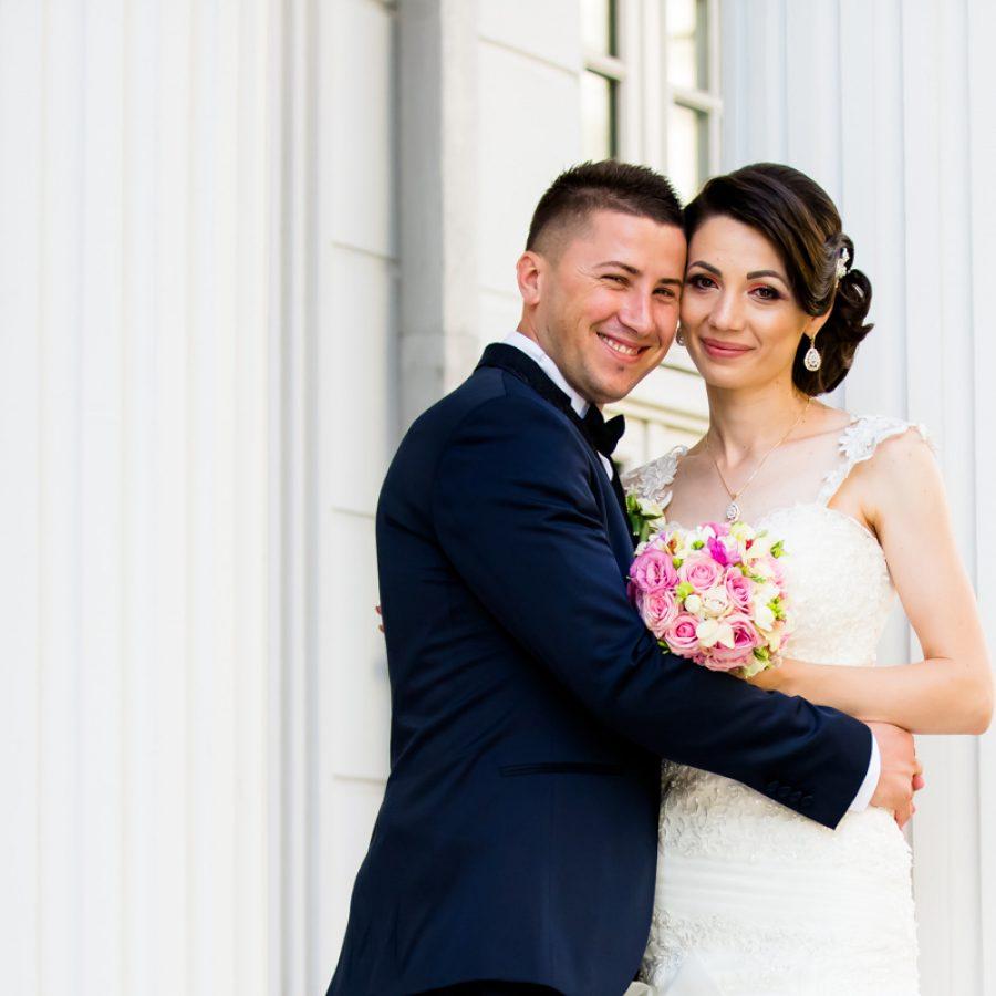 Andreea si Ray fotografii de la nunta