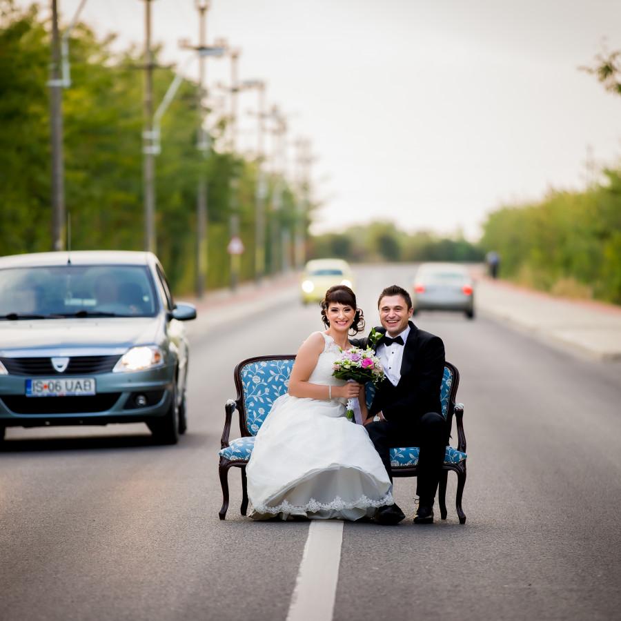 fotografie de nunta Alina si Alexandru