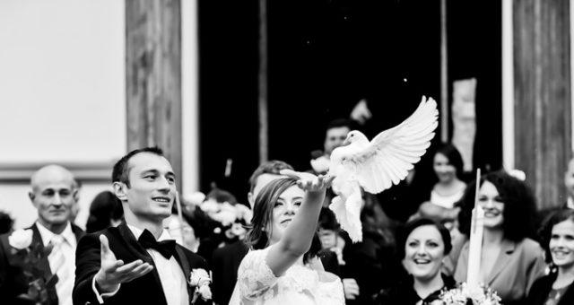 Catalina si Marcel fotografii de la nunta
