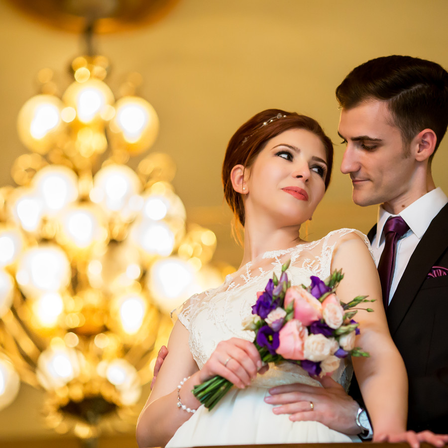 Gabi si Radu foto nunta