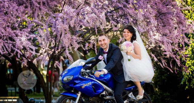 Cami si Ionut foto nunta