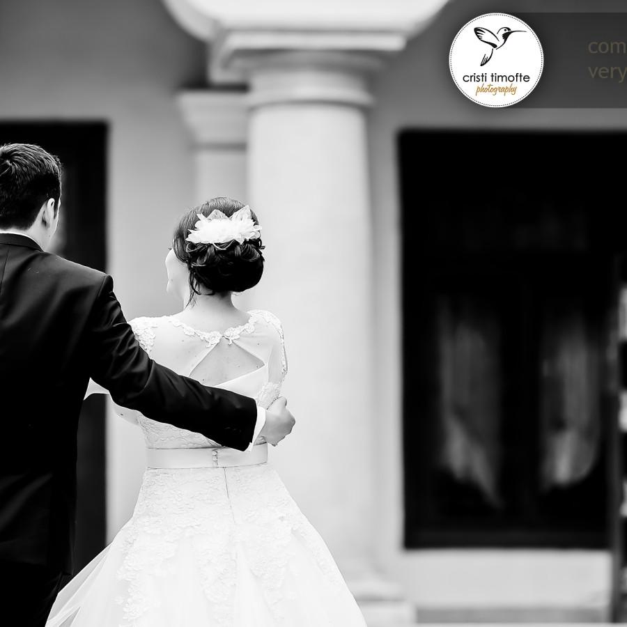 fotografii de la nunta Roxana si Ciprian