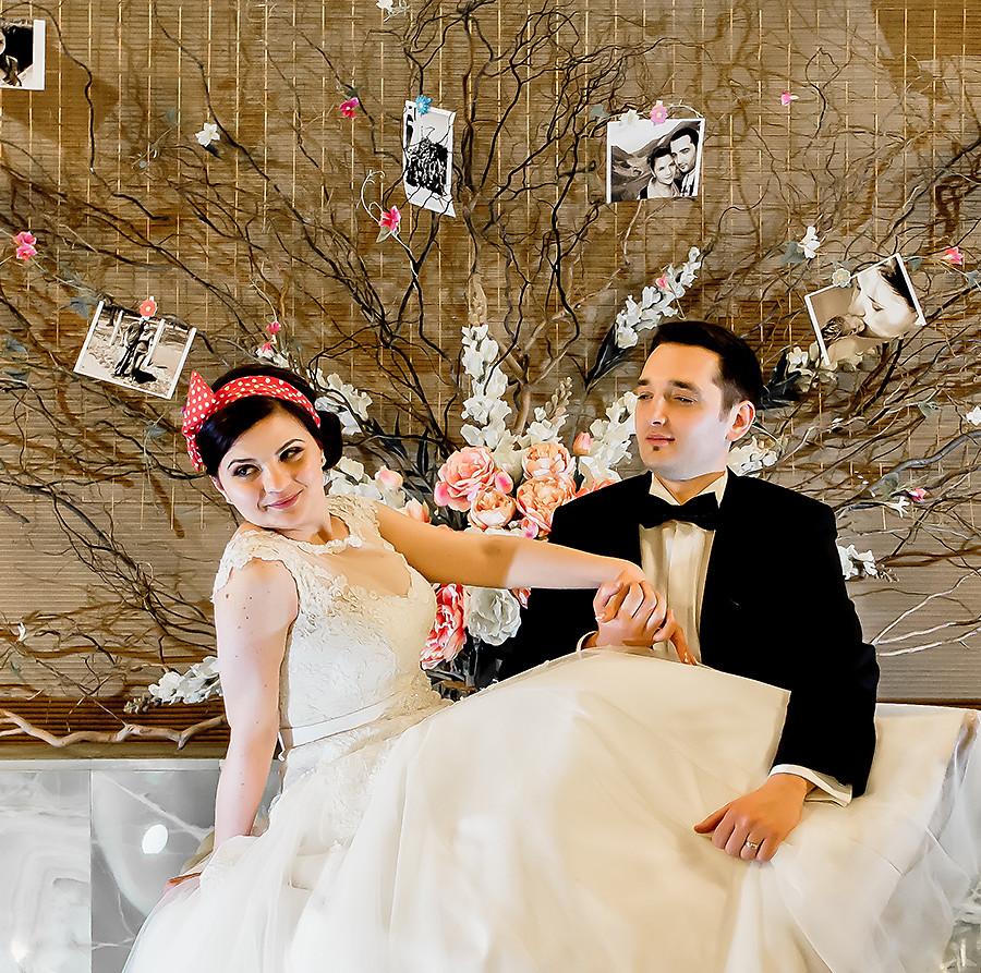 Roxana si Ciprian fotografii nunta