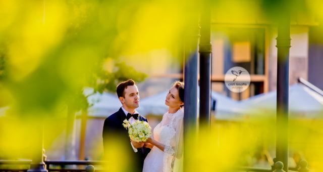 fotografii nunta Monica si Marius