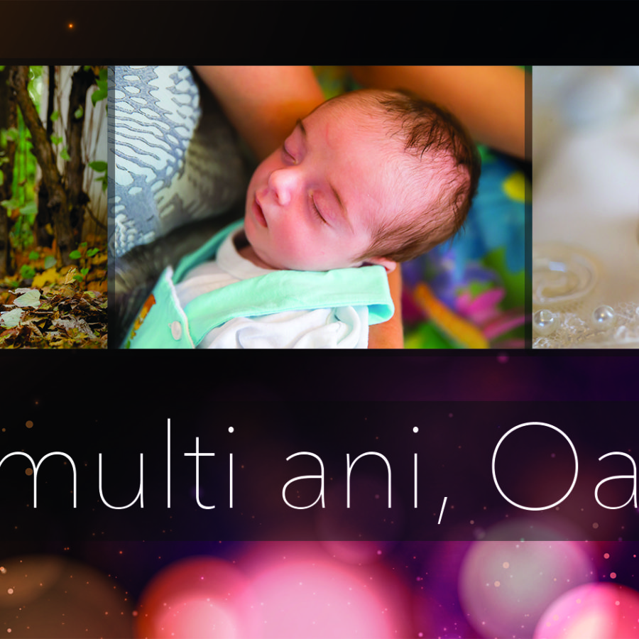 Album foto de familie Oana George si Ionut