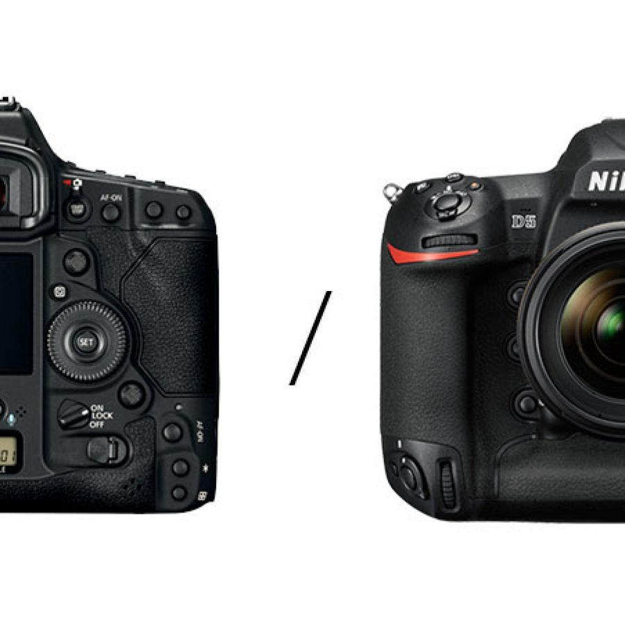 Canon 1DX Mark II vs Nikon D5