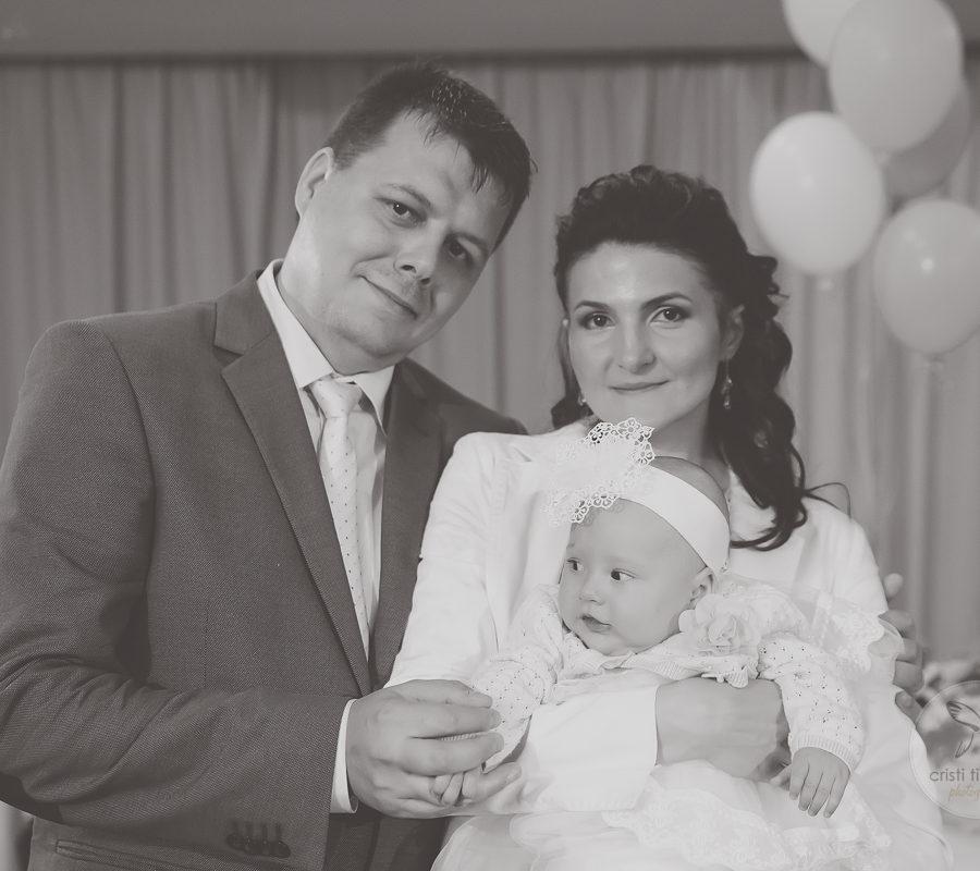foto botez Anastasia
