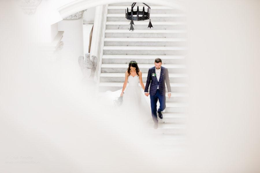 Ioana si Victor fotografii nunta