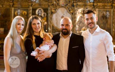 Foto botez: Agnes Maria