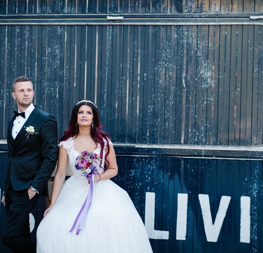 foto nunta Alice si Marius