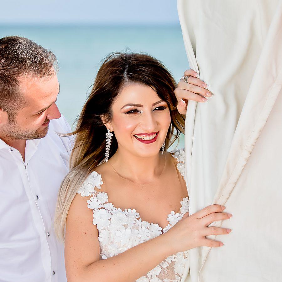 Fotografii de la nunta: Alina si Alex