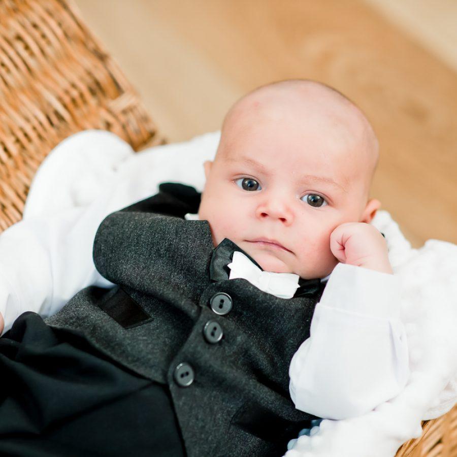 Christening - Theo