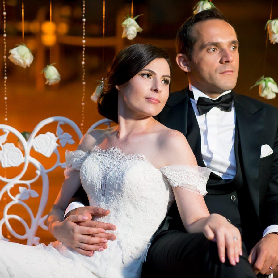 Foto nunta Silvia si Irinel