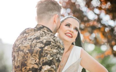 Alexandra si Cristi – foto nunta