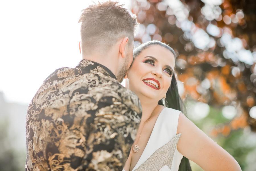 Alexandra si Cristi - foto nunta